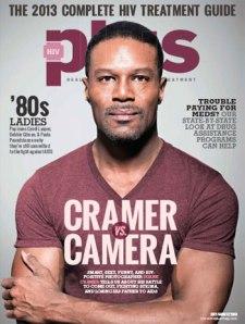Duane Cramer HIV+ Cover