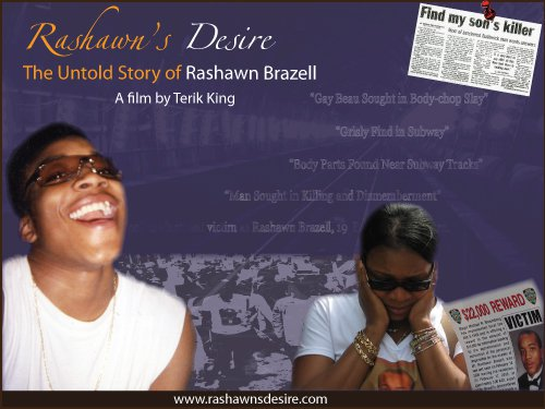 RASHAWN'S DESIRE- The Untold Story of Rashawn Brazell